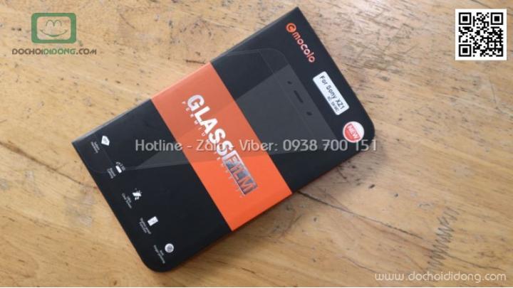 Miếng dán cường lực Sony XZ1 KYK 9H