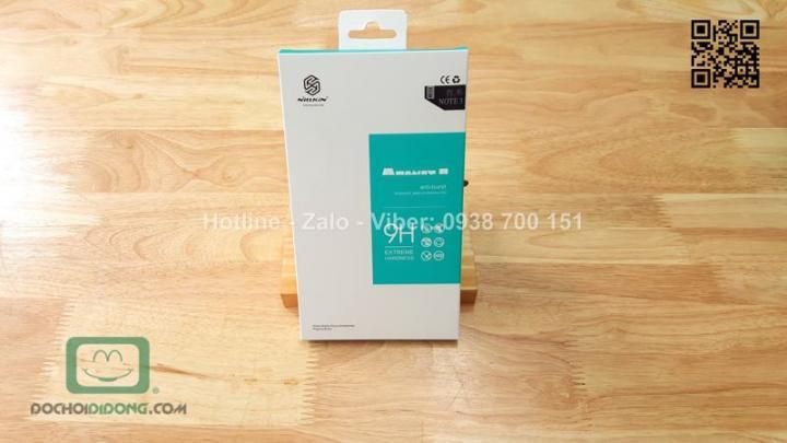 Miếng dán cường lực Xiaomi Redmi Note 3 Nillkin 9H