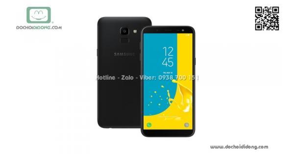 Miếng dán full màn hình Samsung J6 Vmax TPU