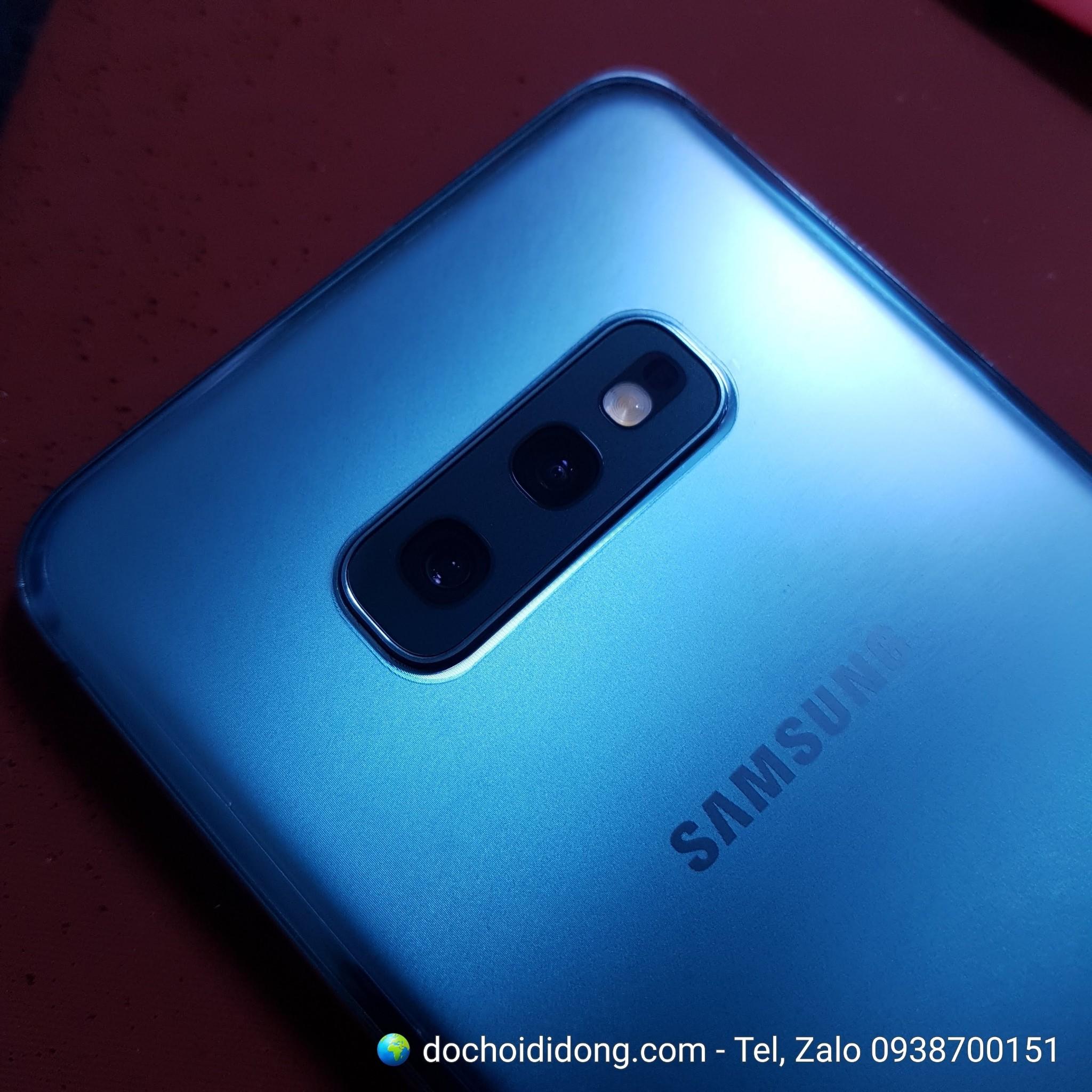 Miếng dán lưng nhám trong Samsung S10e Matte Flexible