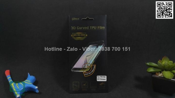 Miếng dán màn hình Sony Xperia X Performance Vmax full màn hình