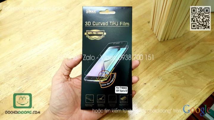 Miếng dán màn hình Sony Xperia XZ Vmax full màn hình