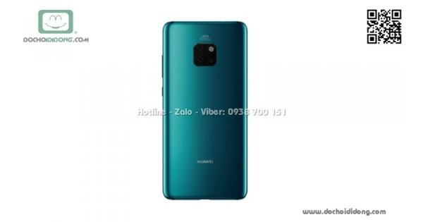 Miếng dán mặt lưng Huawei Mate 20 Pro trong suốt
