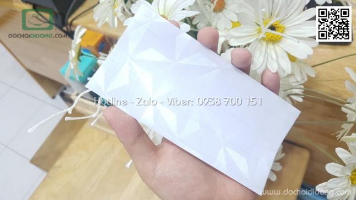 Miếng dán mặt lưng Oppo F3 in khối 3D