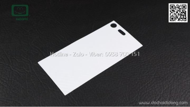 Miếng dán mặt sau Sony Xperia XZ Premium Carbon