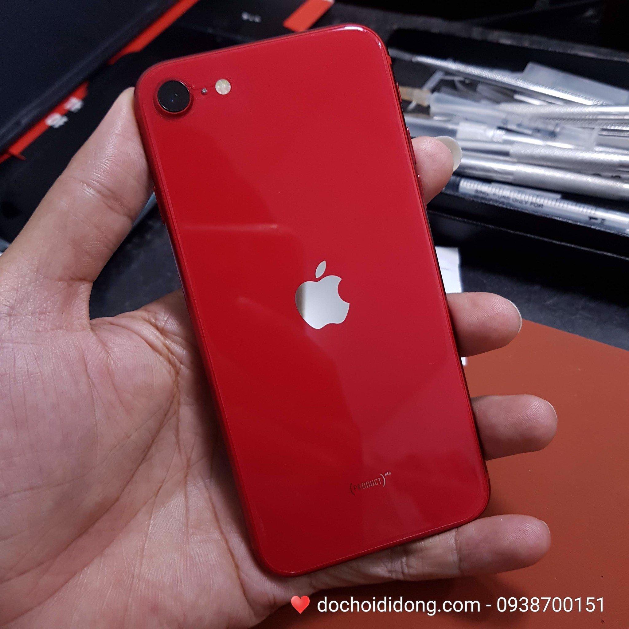 Miếng dán PPF Rock IPhone SE 2020 trong, nhám, đổi màu cao cấp