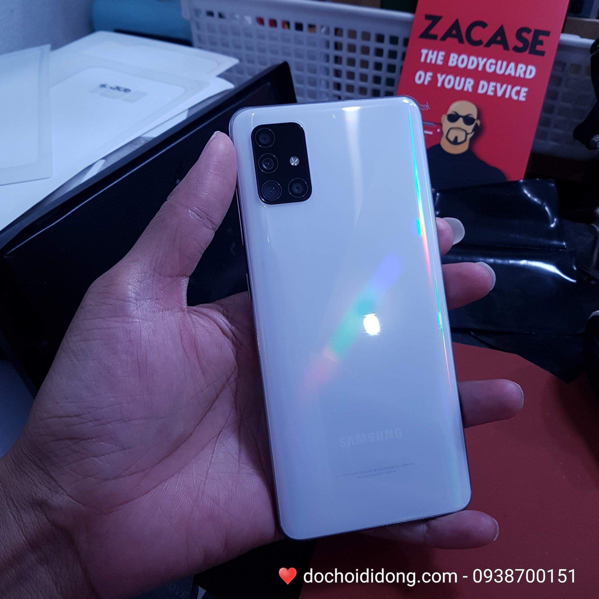 Miếng dán PPF Rock Samsung A51 trong, nhám, đổi màu cao cấp