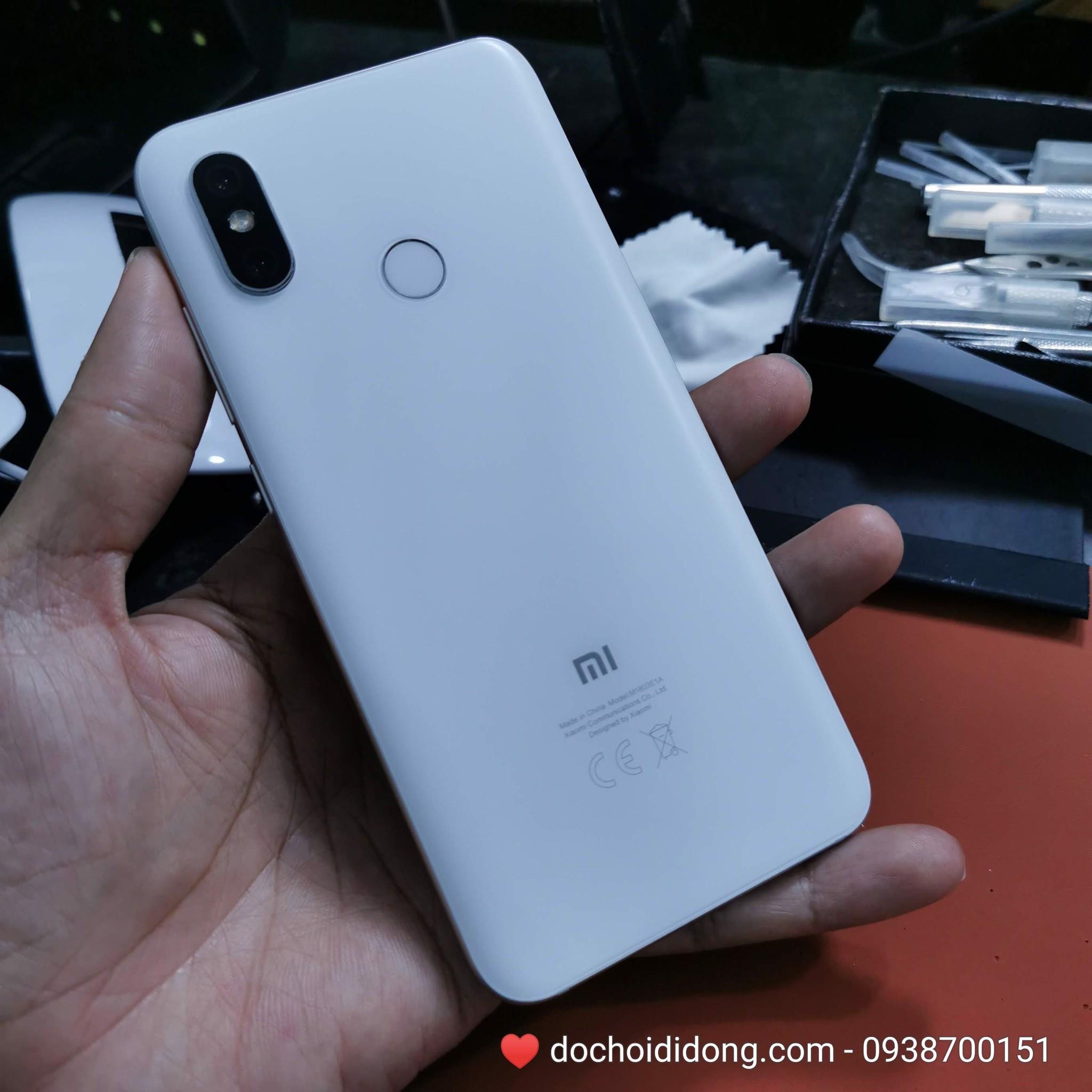 Miếng dán PPF Rock Xiaomi Mi 8 trong, nhám, đổi màu cao cấp