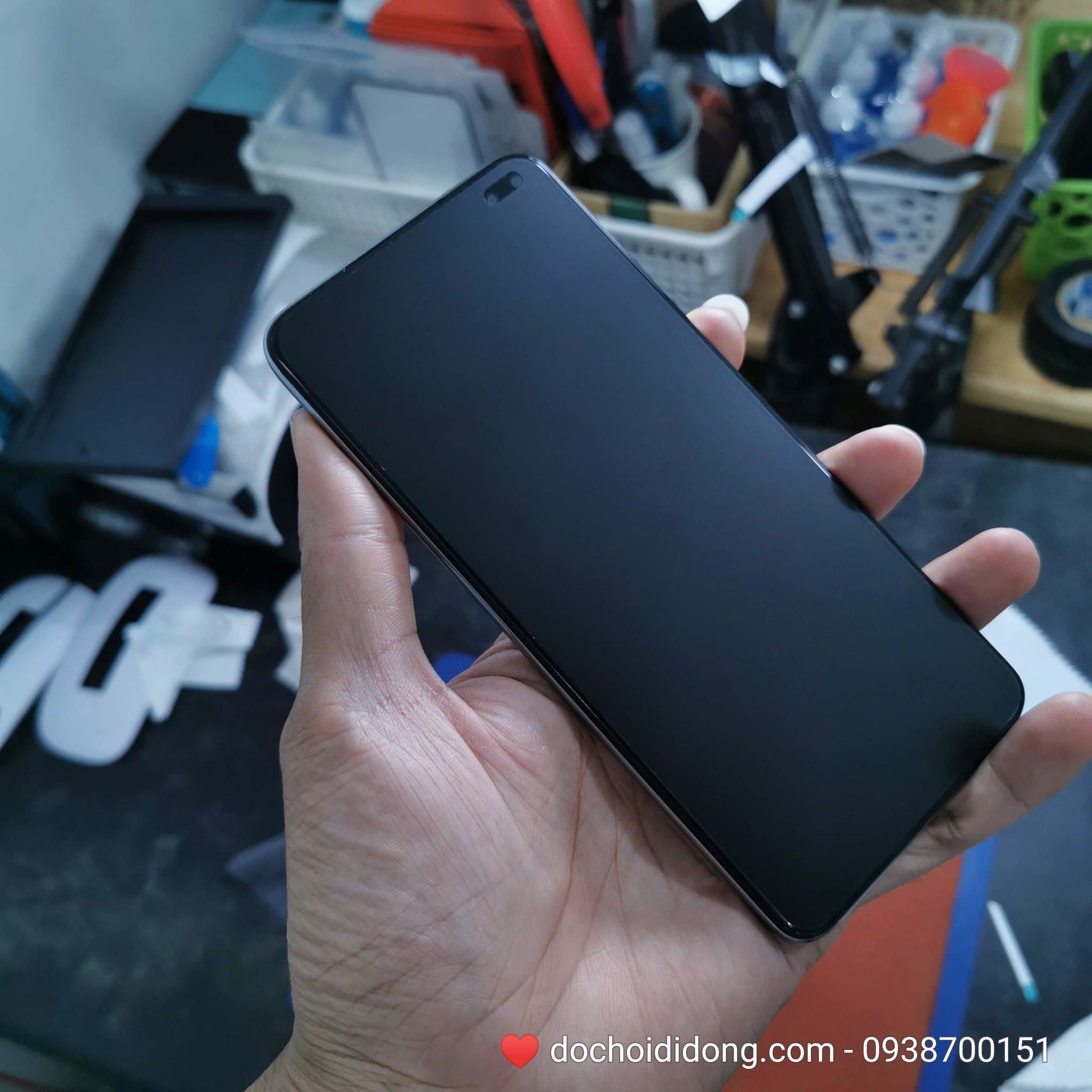 Miếng dán PPF Rock Xiaomi Redmi k30 trong, nhám, đổi màu cao cấp