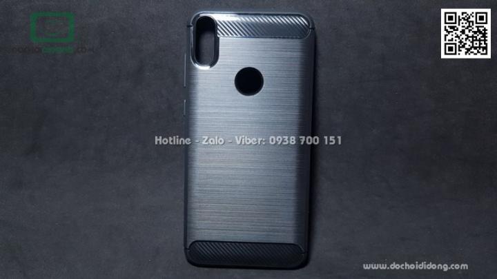 Ốp lưng Asus ZenFone Max Pro M1 ZB601KL Likgus chống sốc vân kim loại
