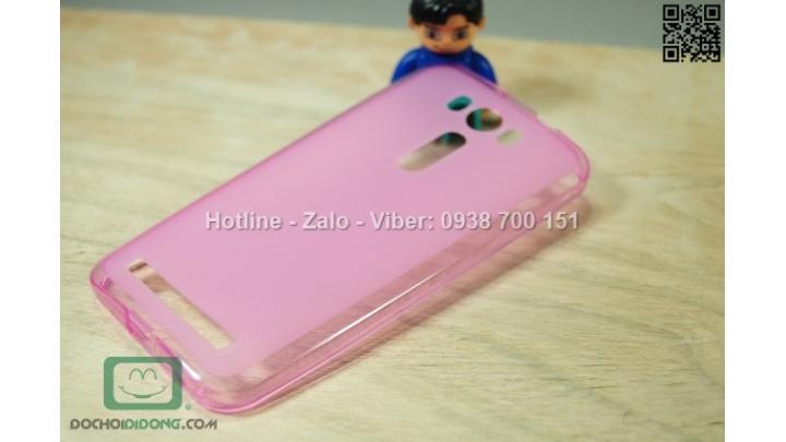 Ốp lưng Asus ZenFone 2 Laser ZE500KL dẻo viền trong