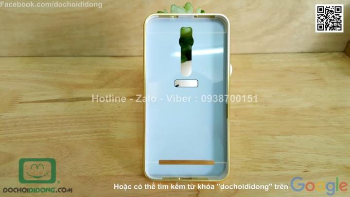 op-lung-asus-zenfone-2-ze551ml-vien-nhom-lung-trang-guong