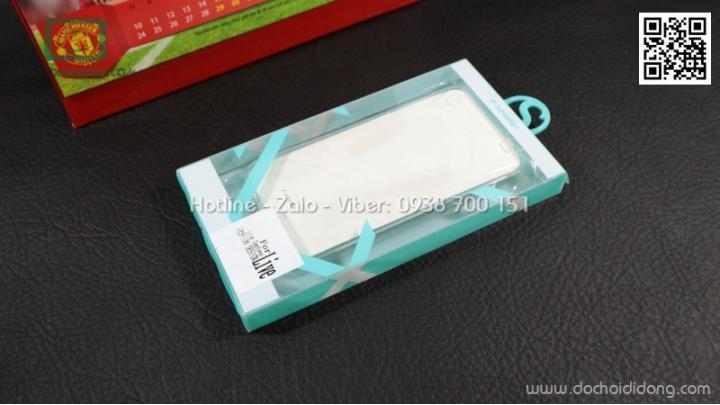 Ốp lưng Asus Zenfone Live ZB501KL iSmile dẻo trong siêu mỏng