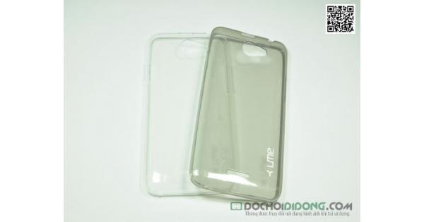 Ốp lưng HTC Desire 516 Yume dẻo trong