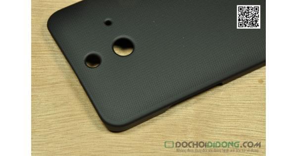 Ốp lưng HTC One E8 Nillkin vân sần