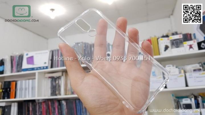 Ốp lưng Huawei Nova 2i dẻo trong siêu mỏng