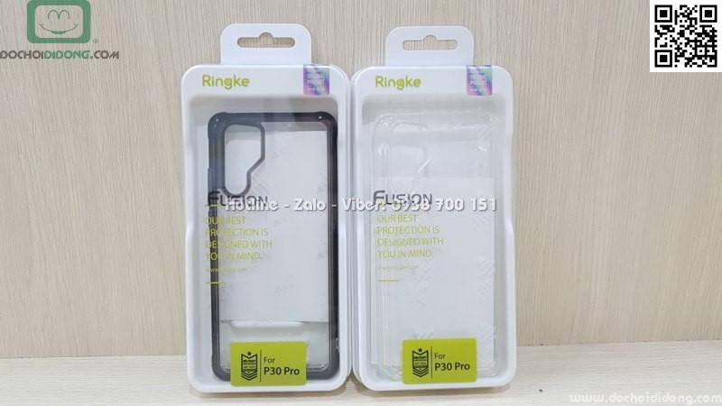 Ốp lưng Huawei P30 Pro Ringke Fusion