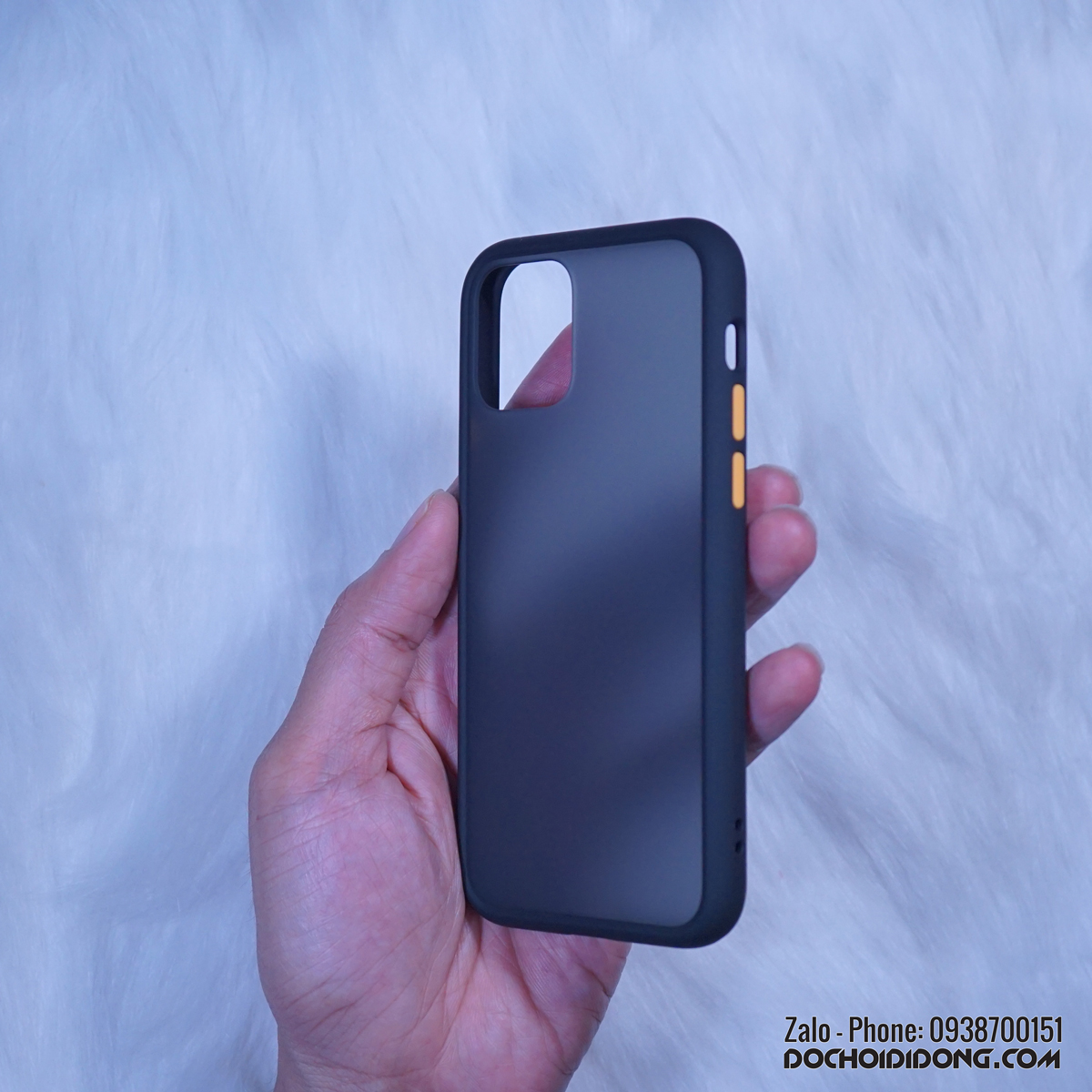 Ốp lưng iPhone 11 Pro Benks Magic Smooth 1.5mm