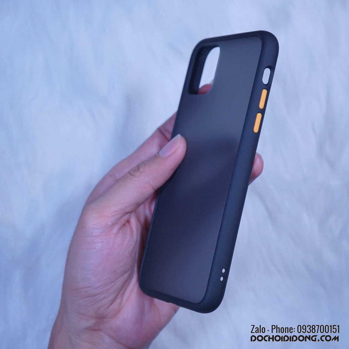 Ốp lưng iPhone 11 Pro Max Benks Magic Smooth 1.5mm