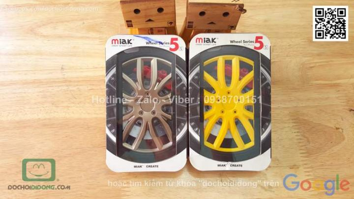 Ốp lưng iPhone 5 5S Miak Wheel Series