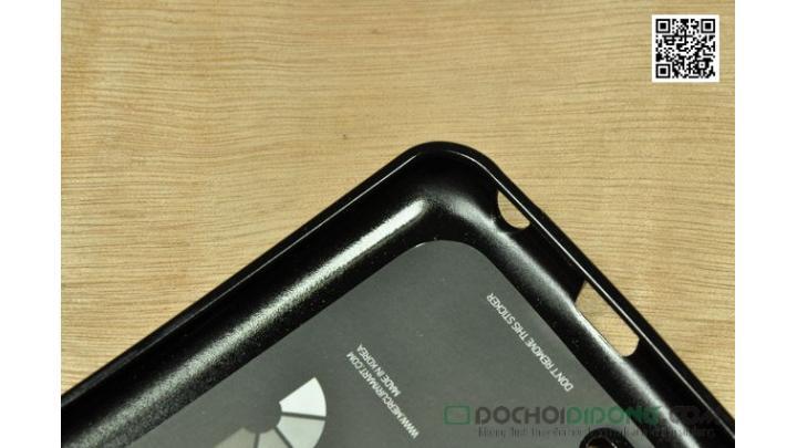 Ốp lưng LG G-Flex F340 Mercury dẻo kim tuyến
