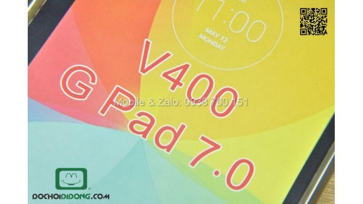 Ốp lưng LG G Pad 7 V400 dẻo trong