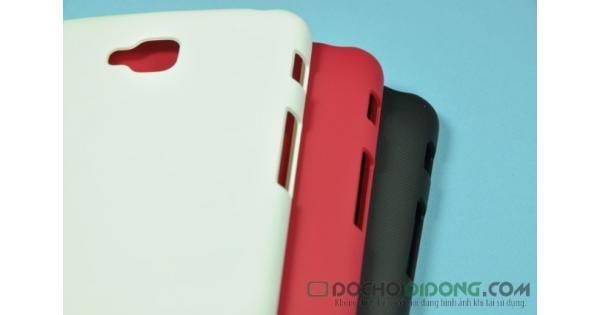 Ốp lưng LG G Pro Lite D684 Nillkin vân sần