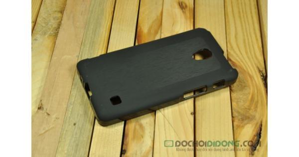 Ốp lưng LG GK F220 Mis sọc kim loại