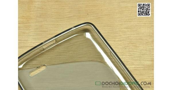 Ốp lưng LG L80 dẻo trong chữ S