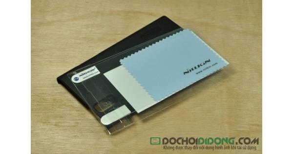 Ốp lưng LG Prada 3.0 P940 Nillkin vân sần