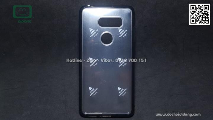 Ốp lưng LG V35 ThinQ Ringke Fusion