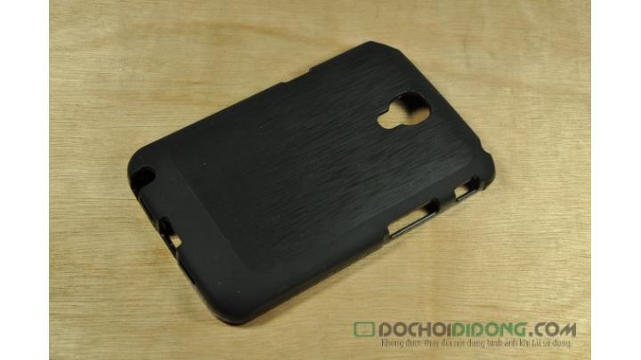Ốp lưng LG VU 3 F300 dẻo sọc kim loại