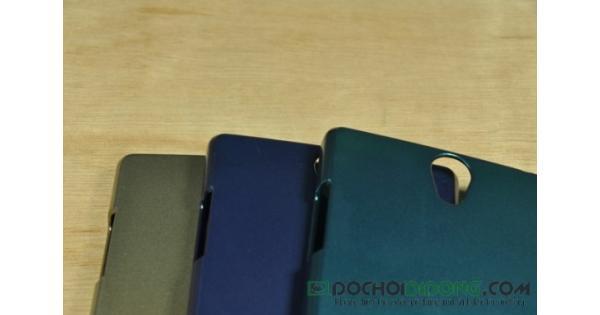 Ốp lưng Oppo Find 5 Mini R827 cứng bóng cao cấp