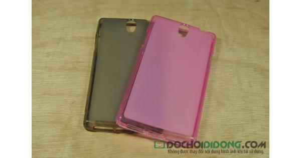 Ốp lưng Oppo Find 5 Mini R827 dẻo trong