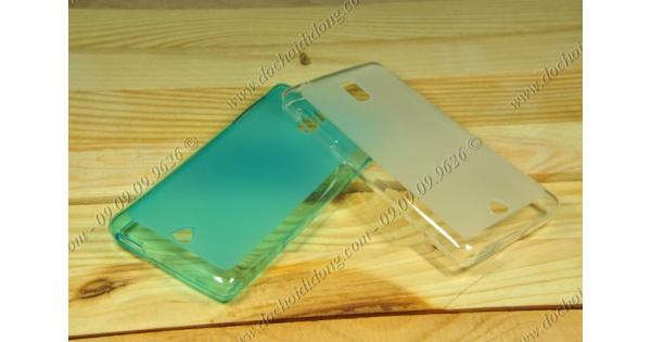 Ốp lưng Oppo Find Piano R8113 dẻo trong