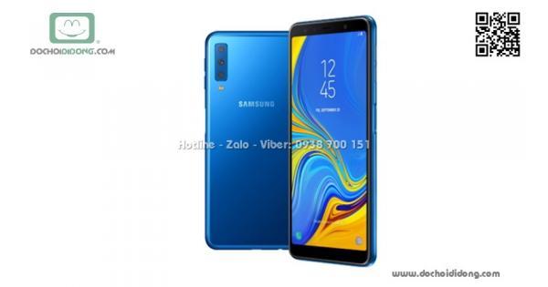Ốp lưng Samsung A7 2018 dẻo trong
