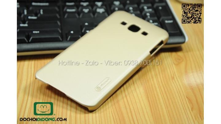 Ốp lưng Samsung Galaxy A8 Nillkin vân sần
