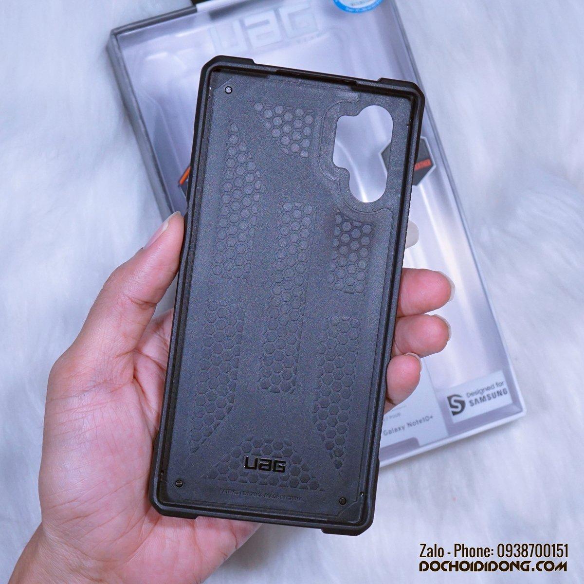 Ốp lưng Samsung Galaxy Note 10 Plus UAG Monarch
