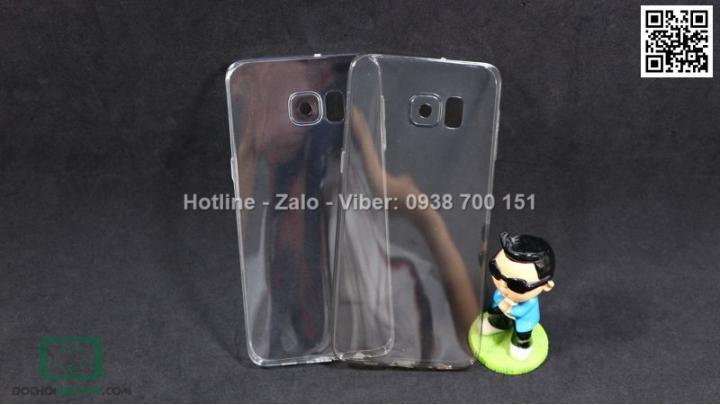 Ốp lưng Samsung Galaxy S6 Edge Plus bảo vệ camera sau