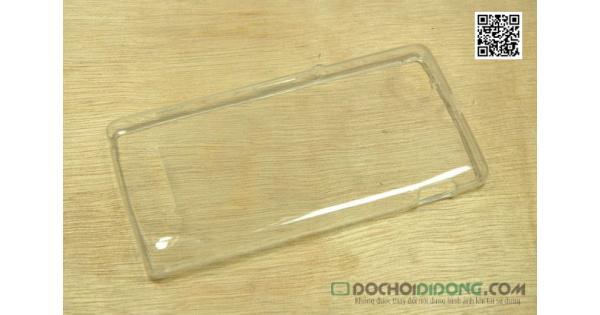 Ốp lưng Sony Xperia M C1905 siêu mỏng trong suốt