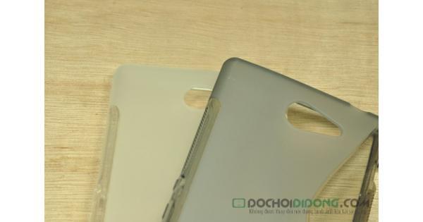 Ốp lưng Sony Xperia M2 D2305 dẻo trong chữ S