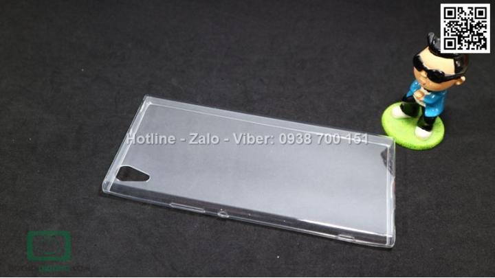 Ốp lưng Sony Xperia XA1 Ultra dẻo trong siêu mỏng