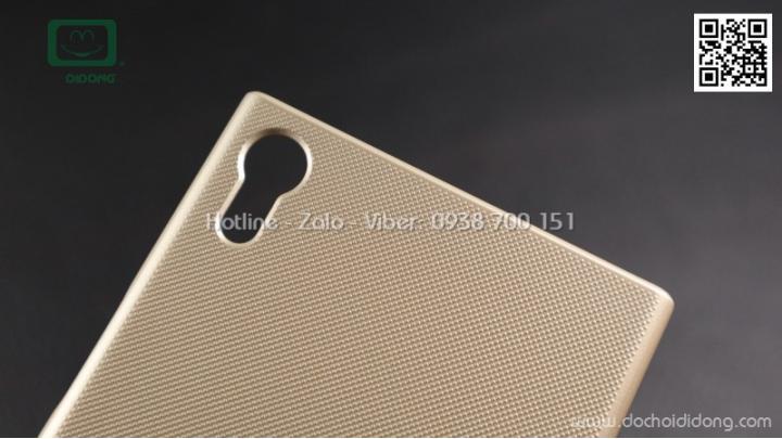 Ốp lưng Sony Xperia XA1 Ultra Nillkin vân sần