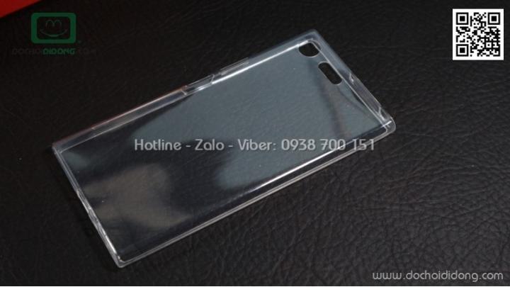 Ốp lưng Sony XZ Premium dẻo trong