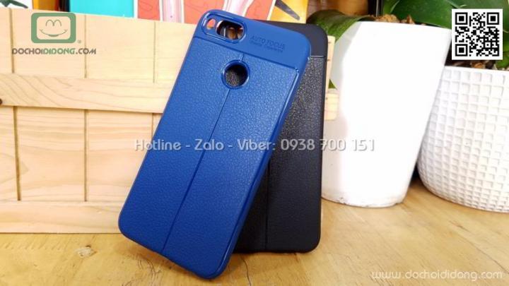 Ốp lưng Xiaomi Mi 5X Auto Focus dẻo lưng da