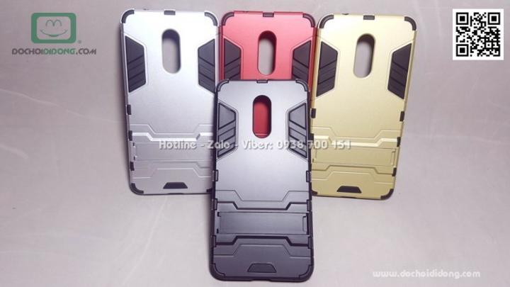 Ốp lưng Xiaomi Redmi 5 iRon Man chống sốc có chống lưng
