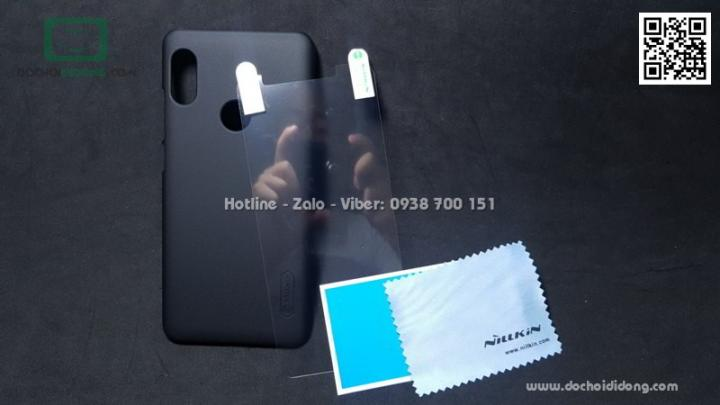 Ốp lưng Xiaomi Redmi Note 5 Nillkin vân sần