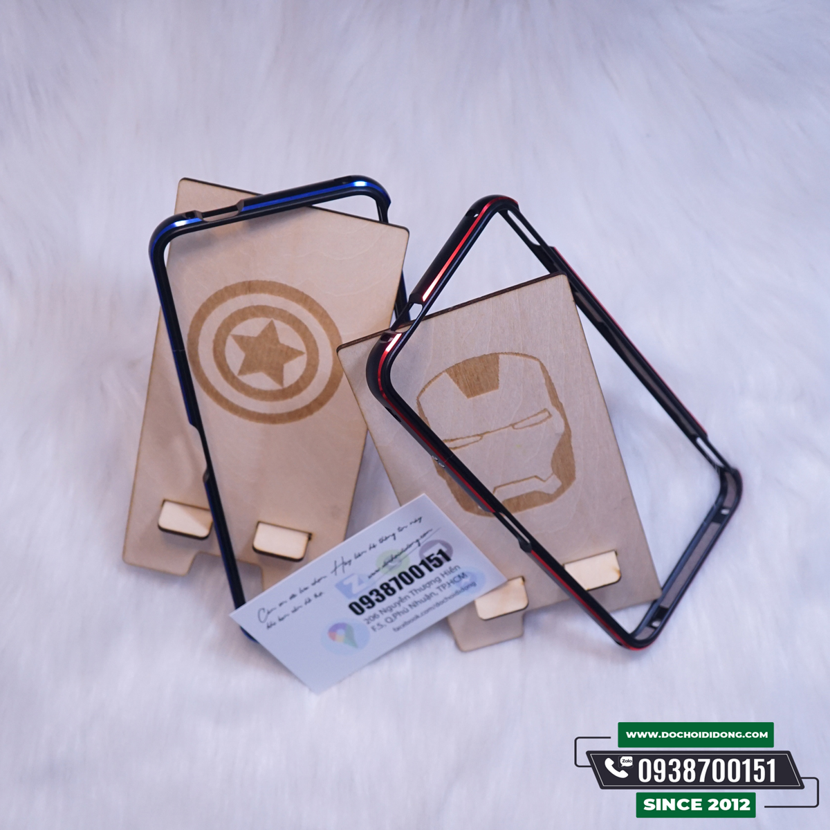 Ốp Viền Asus Rog Phone 3 Nhôm Phay Cao Cấp