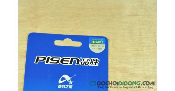 Pin Huawei U8800 Pisen 1500mah