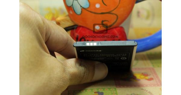 Pin K-Touch W650 1420mah